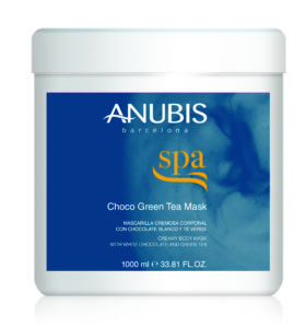 CHOCO GREEN TEA MASK