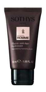 Fluido antiedad hidratante-Hombre-Sothys